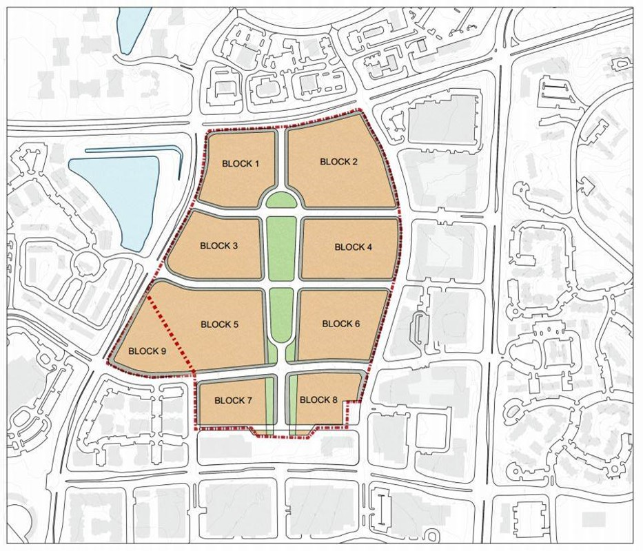 New developments at Reston Town Center North are closer to