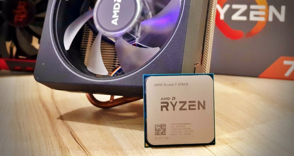 The AMD experience   Ryzen 7 2700X performance and overclocking