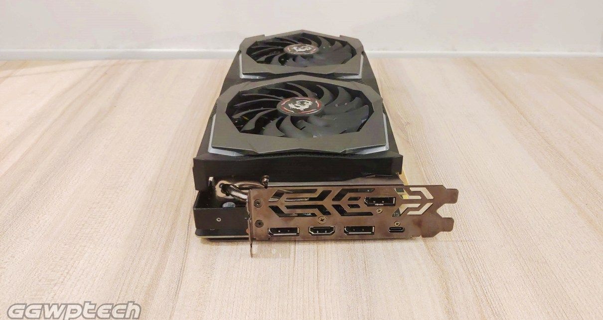 MSI GeForce RTX 2070 Gaming Z review: Premium and a little bit more