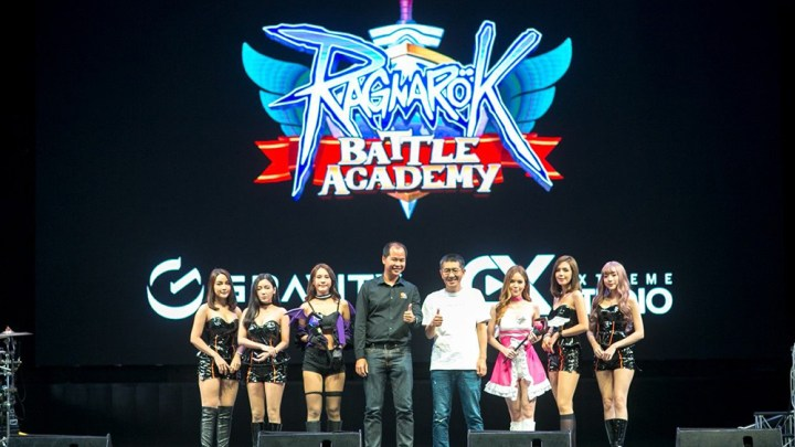 Ragnarok Battle Academy – The New Game From Gravity And Extreme Studio