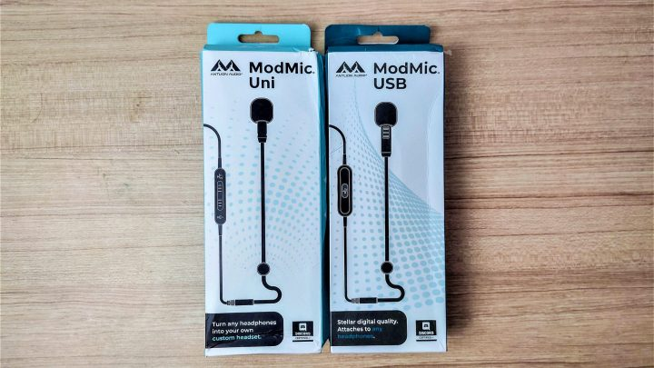 REVIEW | Antlion Modmic Uni and Modmic USB
