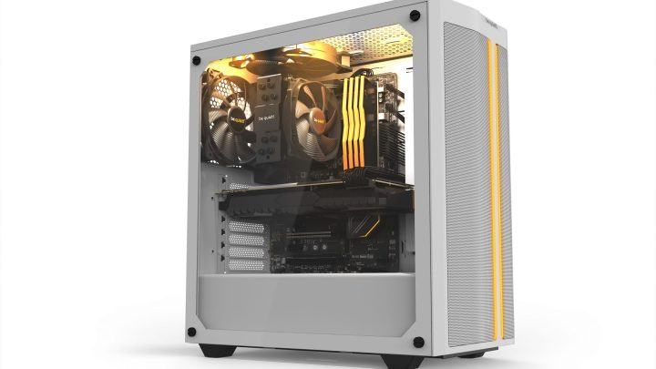 be quiet! – Pure Base 500DX: High Cooling Performance and Advanced Lighting Inside an ATX Chassis