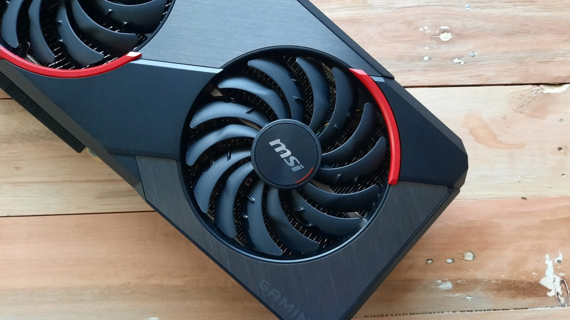 MSI RX 5600 XT Gaming X Review – high performance with 14Gbps memory