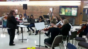 Aberdeen School District Orchestra