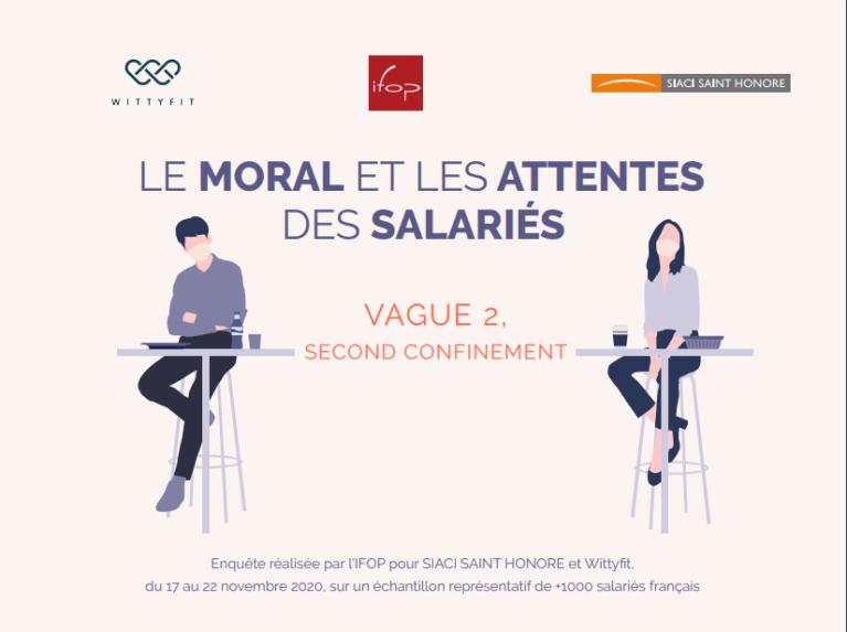 Le moral et les attentes des salariés
