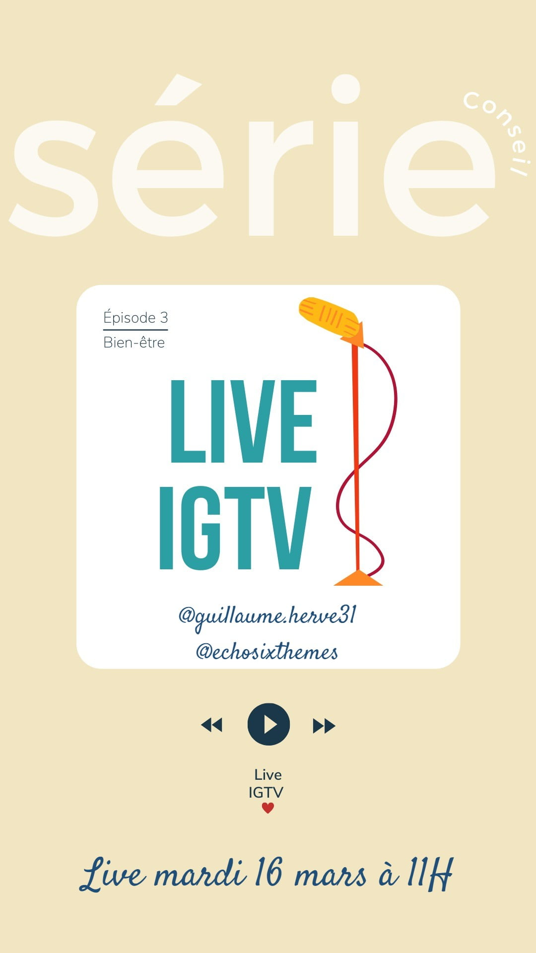 You are currently viewing Live IGTV