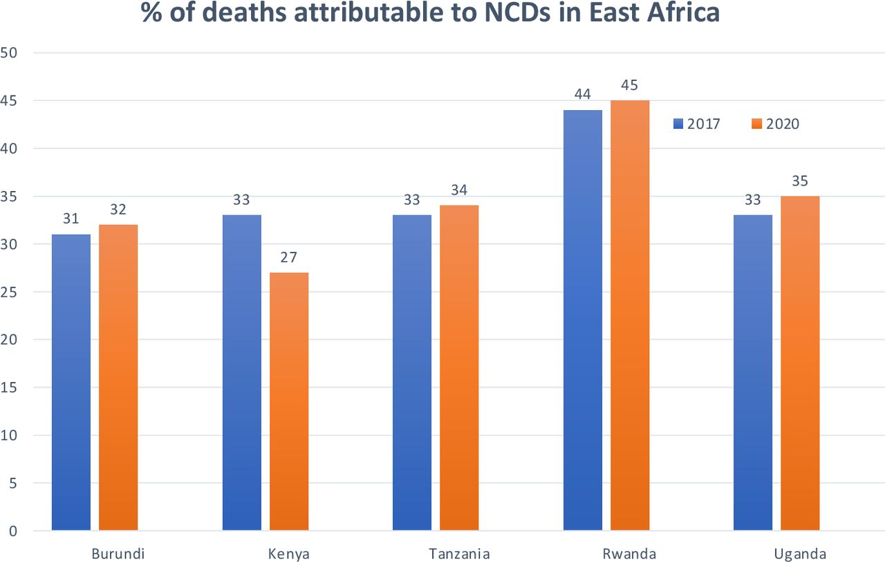 Fighting Non Communicable Diseases In East Africa