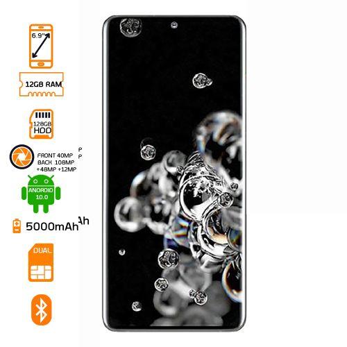 Galaxy S20 Ultra - 128GB HDD - 12GB RAM Smartphone - Black