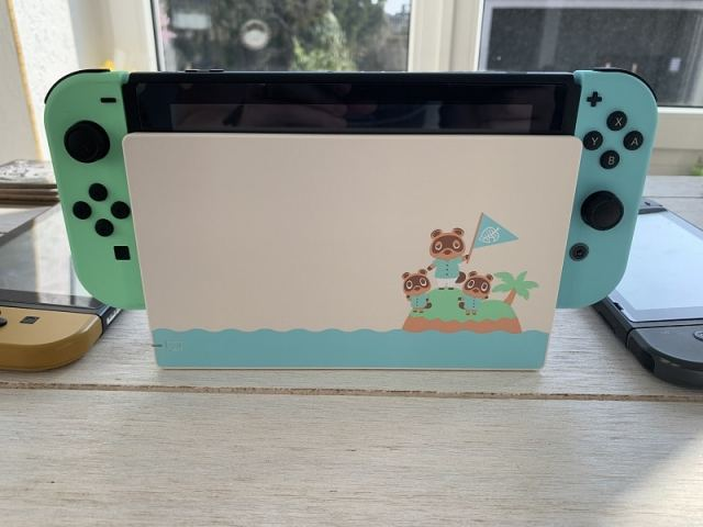 Switch Collector Animal Crossing