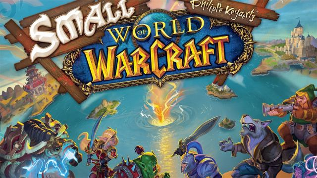Small World édition World Of Warcraft – découvrons le jeu ensemble