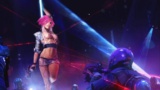 Le disque dur Cyberpunk 2077 baisse légèrement de prix