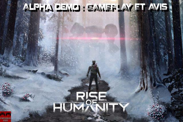 Notre avis, en vidéo, sur l'alpha demo de Rise Of Humanity