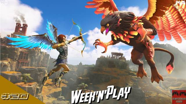 Week'N'Play 20 : que vaut Immortal Fenyx Rising ?