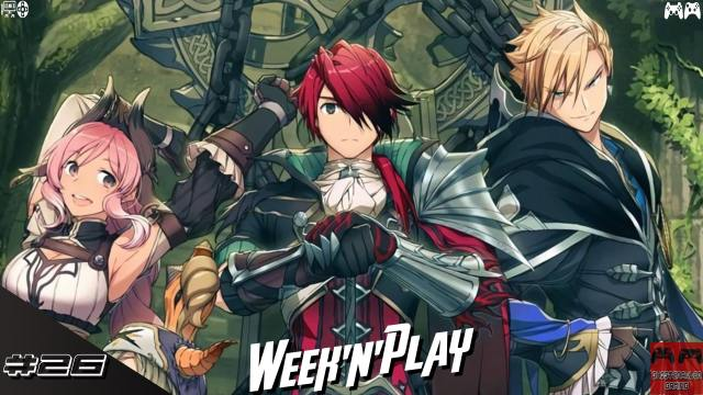 Week'N'Play 26 : destination Ys