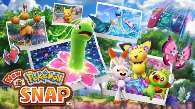 New Pokemon Snap : il arrive