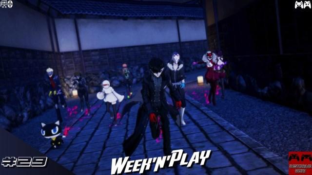 Week'N'Play 29 : Joker et les voleurs fantômes sont arrivés