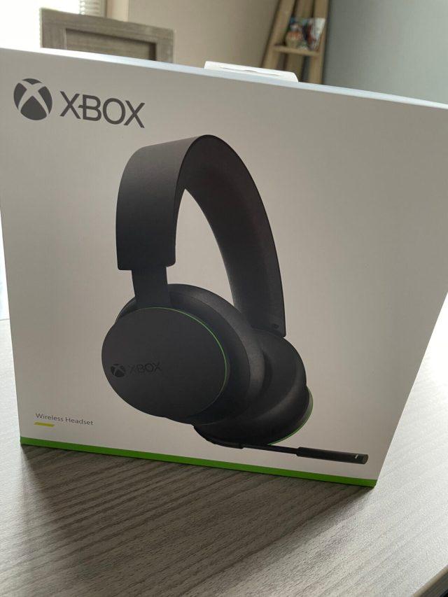 On déballe le nouveau casque Xbox sans fil