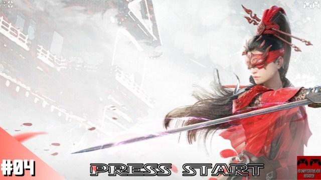 [PRESS START 04] Naraka Bladepoint : beta du BR ninja