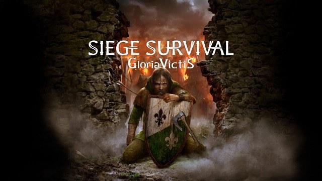 Test Siege Survival Gloria Victis : la survie moyenâgeuse au fort potentiel