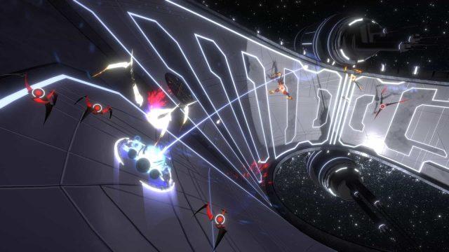 Curved Space : un shooter intriguant mais frais