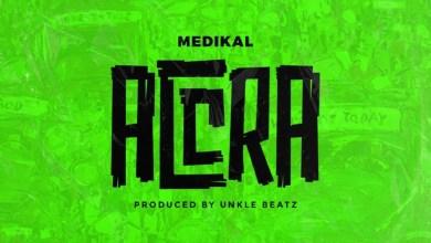 Medikal - Accra (Prod. by UnkleBeatz)