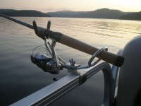 Pontoon Boat Adjustable Fishing Rod Holders - Gifts by Kaz
