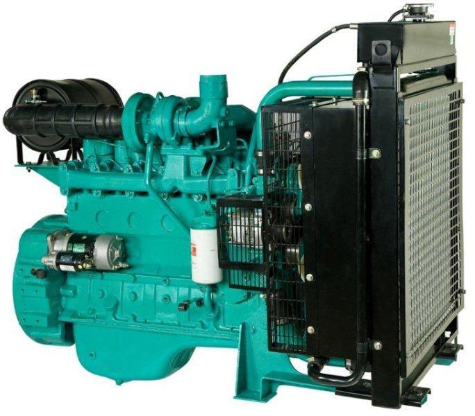 Cummins Diesel Engine 6BTA5.9-G5-135 KVA Switchable Image