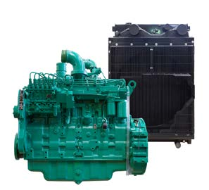 Cummins Diesel Engine 6CTAA8.3G7-200KVA 1500rpm Switchable Image