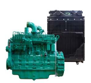 Cummins Diesel Engine 6CTAA8.3G7-200KVA Switchable Image