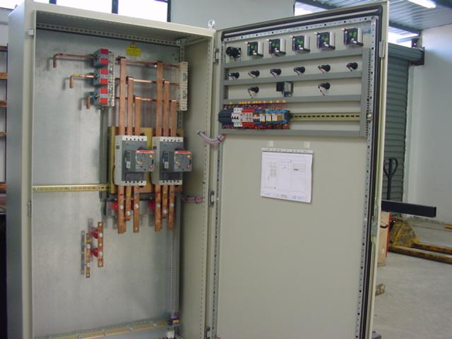 Low Voltage Control & Automation Panels Image