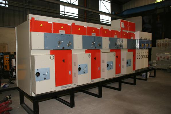 Medium Voltage Control & Automation Panels Image