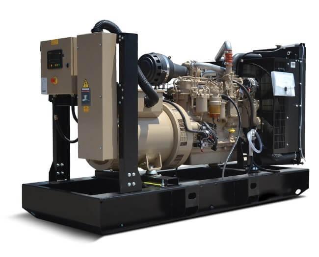 Ghaddar Generators powered by John Deere