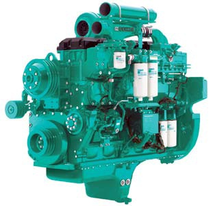 Cummins Diesel Engine QSK23-G3-900KVA 1800rpm Switchable Image