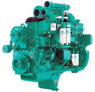 Cummins Diesel Engine QSK23-G3 60Hz-900KVA S Image