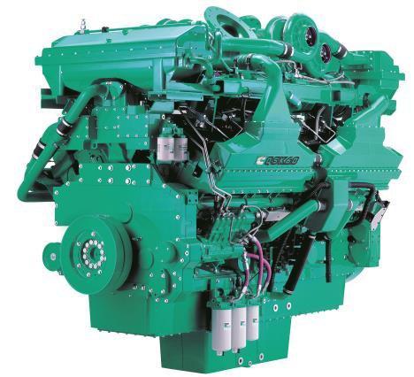 Cummins Diesel Engine QSK60-G3- 1875 KVA Image