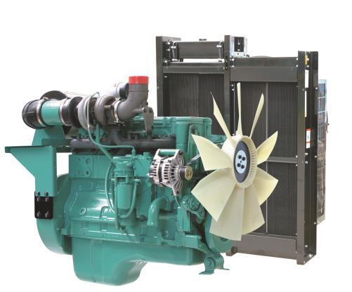 Cummins Diesel Engine QSL9-G5 60Hz- 350 KVA Switchable Image