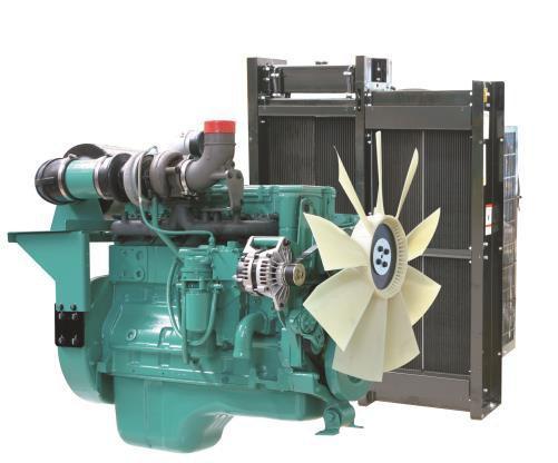 Cummins Diesel Engine QSL9-G5- 300 KVA Switchable Image