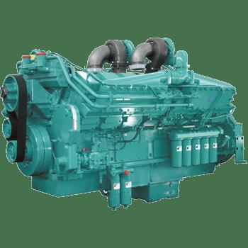 Cummins Diesel EngineKTA50G3-1275KVA S Image