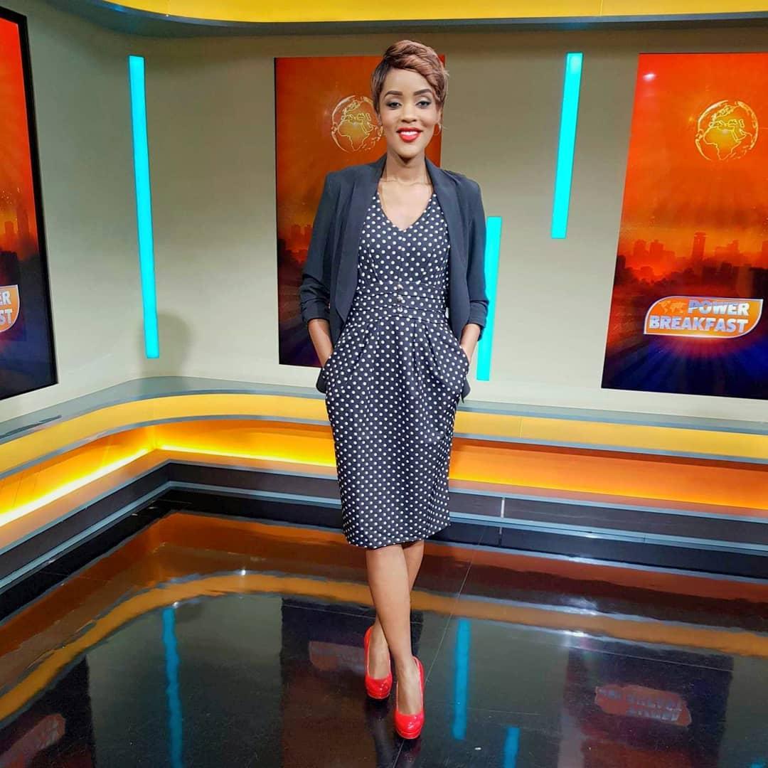 10 Over 10 Host Joey Muthengi Quits Show  Ghafla!kenya