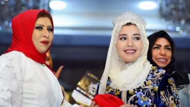 """صورة رئيسة مسابقة ملكة جمال محجبات العرب ترد على اتهامات المغربية الفائزة باللقب عبر """"غالية"""""""