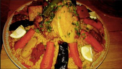 """صورة مطبخ غالية.. طريقة تحضير الطبق الصحراوي """"مارو بالحوت"""""""