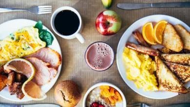 صورة دراسة: تناول الإفطار لا يساعد في فقدان الوزن