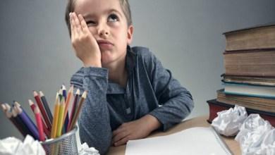 صورة 5 أسباب لتدنّي المستوى الدراسي لطفلك