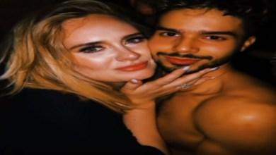 """صورة بالفيديو.. المغنية العالمية """"إيديل"""" في حانة للمثليين رفقة صديقتها"""