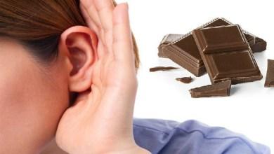 """صورة لن تصدّقي علاقة الشوكولاتة بحاسّة """"السمع"""" لديك"""