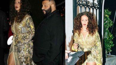 """صورة """"غالية"""" تكشف تفاصيل حصرية لإرتداء زوجة """"dj خالد"""" القفطان المغربي"""
