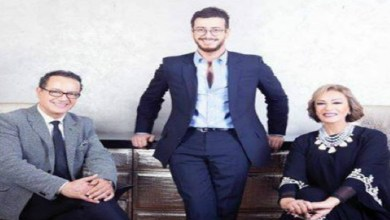 """صورة بصورة نادرة.. والد """"سعد لمجرد"""" يهنئه بعيد ميلاده"""