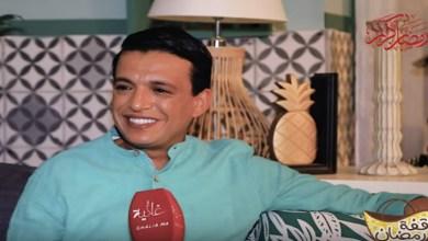 صورة فيديو- قفة رمضان- عبد الصمد مفتاح الخير: ماكنصلّيش..والكوزينة صاحبتي..وكنعرض على سعد لمجرد والوليدات