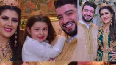 صورة بعد زواجهما.. حمزة الفيلالي وزوجته يبهران رواد مواقع التواصل الإجتماعي