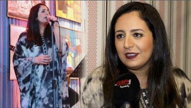 """صورة فيديو.. الفنانة نبيلة معان لـ""""غالية"""" من حفلها الرمضاني: فرحانة بالجمهور ديالي"""